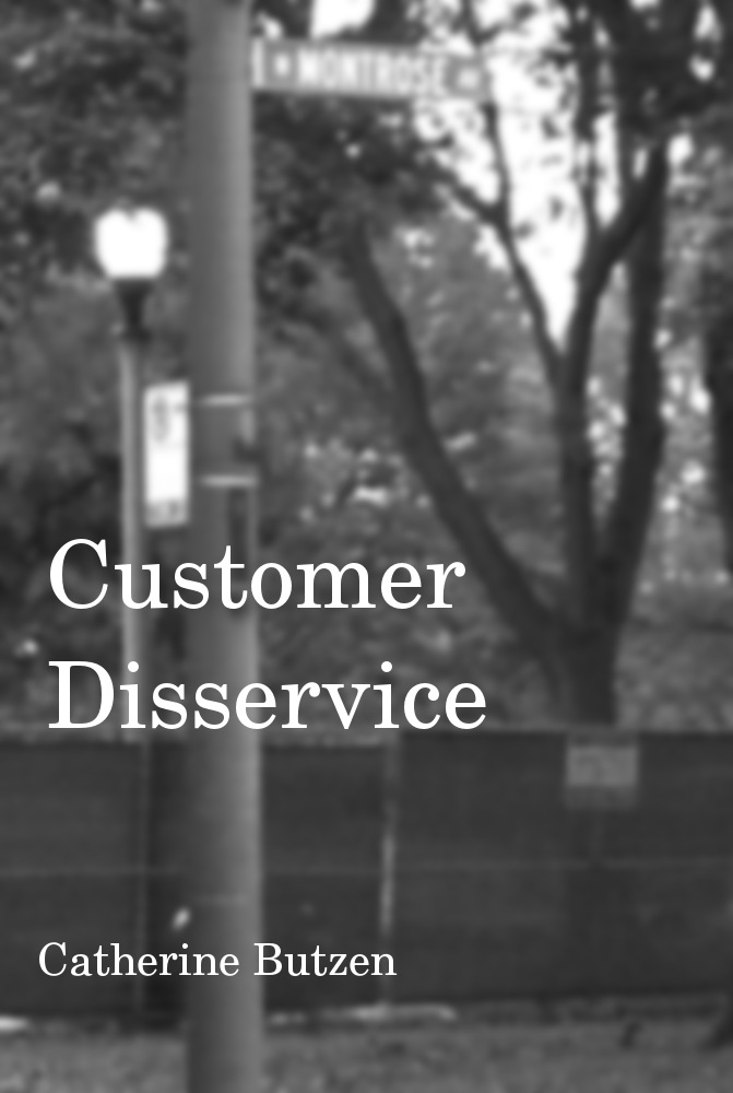 customer disservice cover
